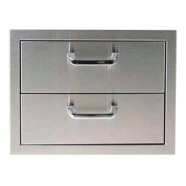 Double Drawer Storage image number 0