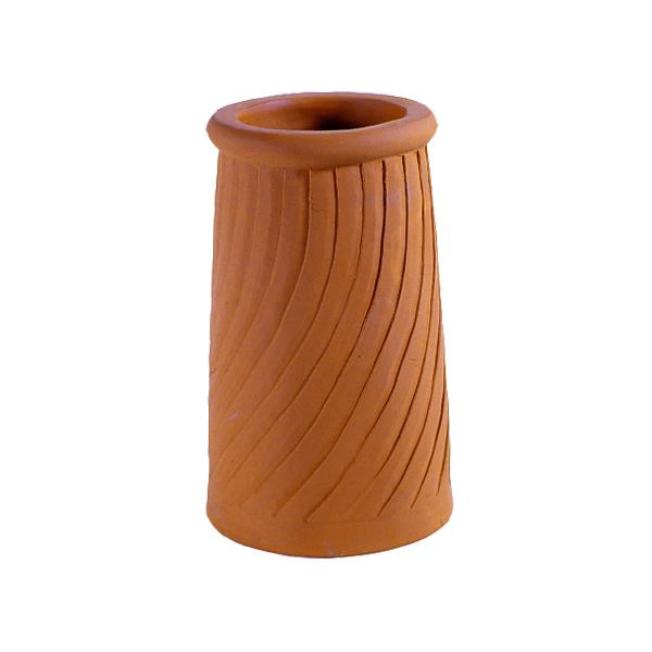 Sandkuhl Dover Tall Clay Chimney Pot image number 0