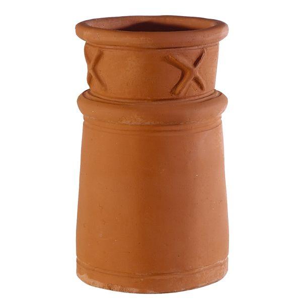 Sandkuhl Dorchester Clay Chimney Pot image number 0
