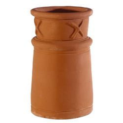 Sandkuhl Dorchester Clay Chimney Pot