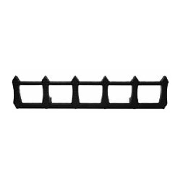 "Decorative Cast Iron Grate - 24"" image number 0"