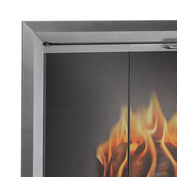 Apex Masonry Fireplace Door image number 1