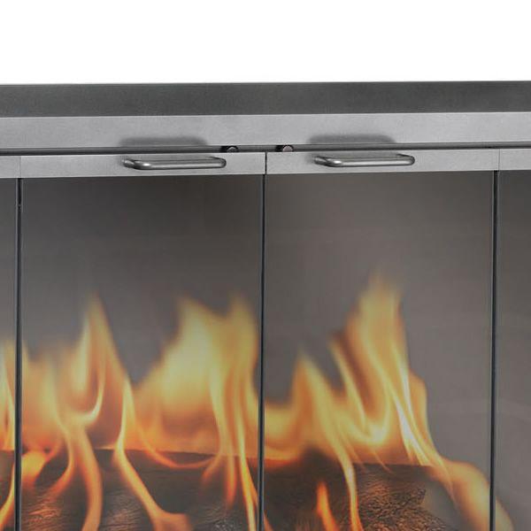 Apex Masonry Fireplace Door image number 2