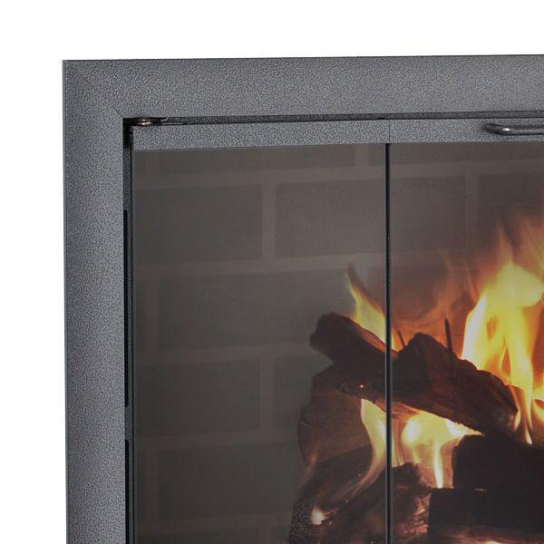Brookfield Zero Clearance Fireplace Door image number 1