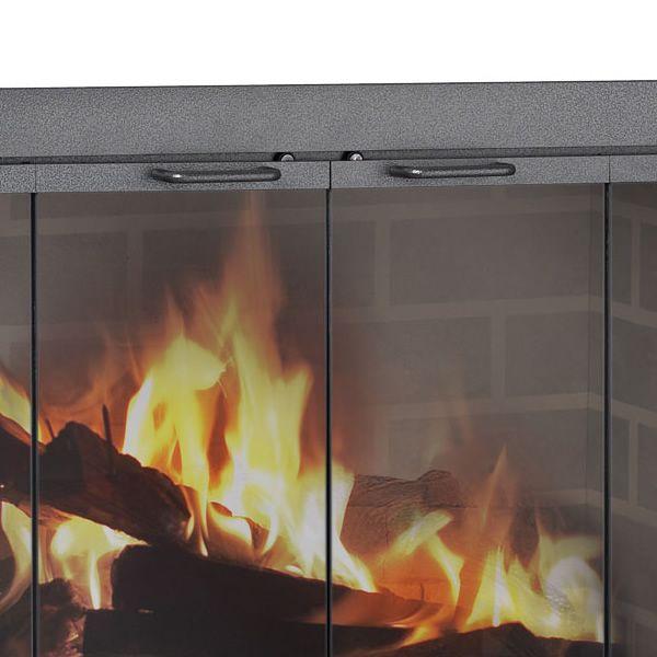 Brookfield Zero Clearance Fireplace Door image number 2