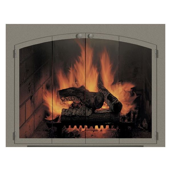 Legend Arch Zero Clearance Fireplace Door image number 0