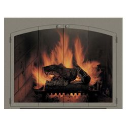 Legend Arch Zero Clearance Fireplace Door
