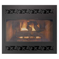 Legend Deluxe Zero Clearance Fireplace Door