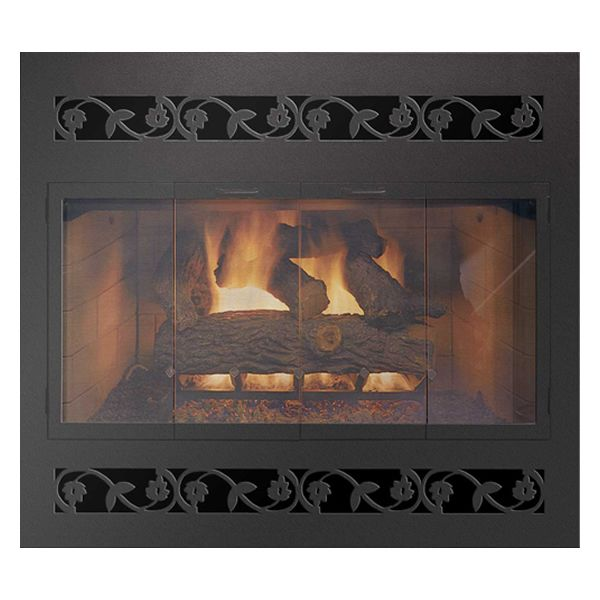 Legend Deluxe Zero Clearance Fireplace Door image number 0