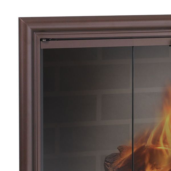 Phoenix Masonry Fireplace Door image number 1