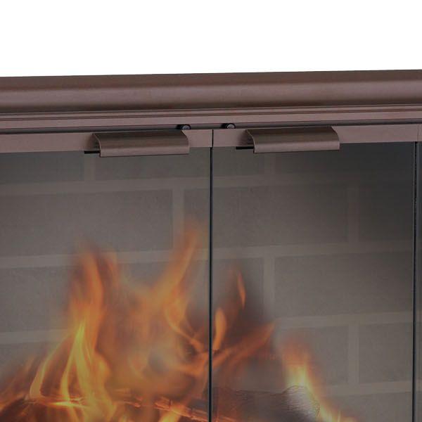 Phoenix Masonry Fireplace Door image number 2