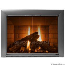 Premier View Masonry Fireplace Door