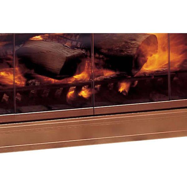 Savannah Masonry Fireplace Door image number 3