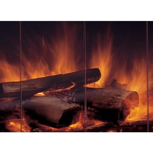 Savannah Masonry Fireplace Door image number 5