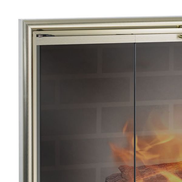 Stiletto ZC Multi-Sided Fireplace Door image number 1