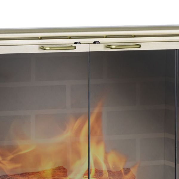 Stiletto ZC Multi-Sided Fireplace Door image number 2