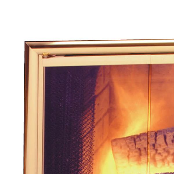 Silhouette Zero Clearance Fireplace Door image number 1