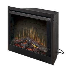 Dimplex Deluxe Built-In Electric Fireplace - 39""