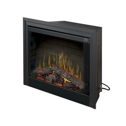 Dimplex Deluxe Built-In Electric Fireplace - 33""