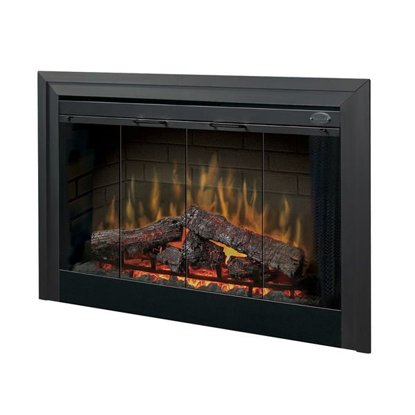 """Dimplex Deluxe Built-In Electric Fireplace - 45"""" image number 0"""
