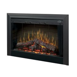 Dimplex Deluxe Built-In Electric Fireplace - 45""
