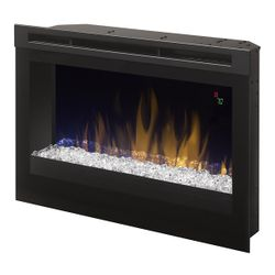 Dimplex Glass Ember Plug-In Electric Fireplace