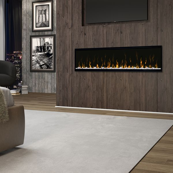 "Dimplex IgniteXL Linear Electric Fireplace - 60"" image number 1"