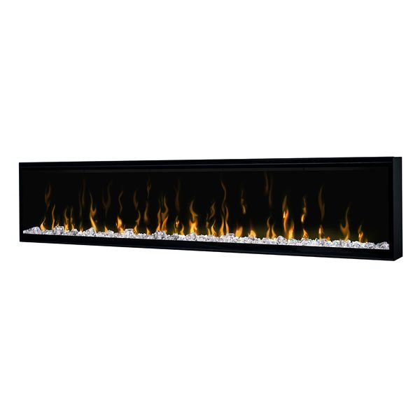 """Dimplex IgniteXL Linear Electric Fireplace - 74"""" image number 0"""