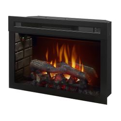 Dimplex Multi-Fire XD Electric Fireplace with Logs - 25""