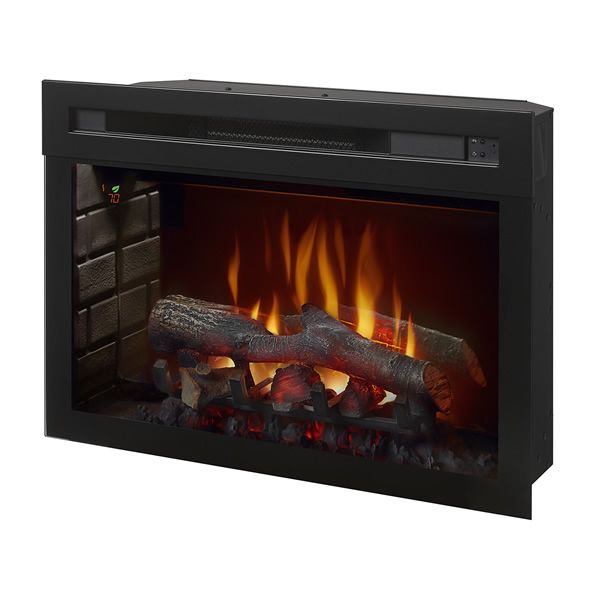 """Dimplex Multi-Fire XD Electric Fireplace with Logs - 25"""" image number 0"""