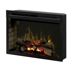Dimplex Multi-Fire XD Electric Fireplace with Logs - 33""