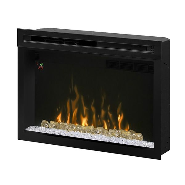 """Dimplex Multi-Fire XD Glass Ember Electric Fireplace - 33"""" image number 0"""