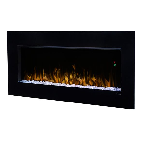 Dimplex Nicole Wall Mount Electric Fireplace image number 0