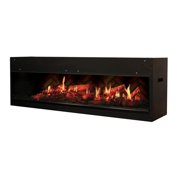 Dimplex Opti-V Duet Electric Fireplace image number 0