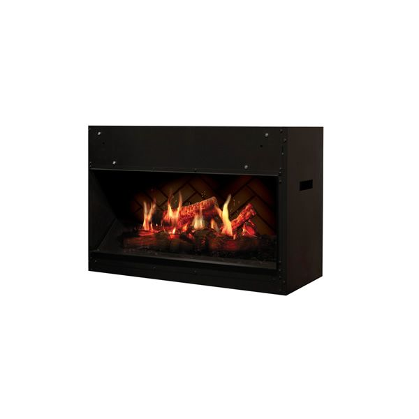 Dimplex Opti-V Solo Electric Fireplace image number 0