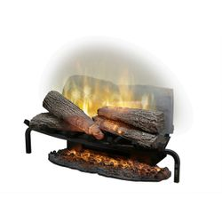 "Dimplex Revillusion 25"" Plug-In Electric Log Set"