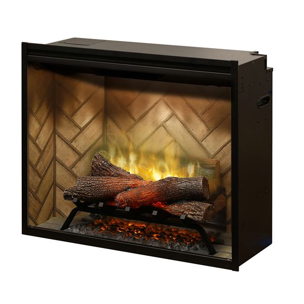 """Dimplex Revillusion 30"""" Built-In Electric Fireplace image number 0"""
