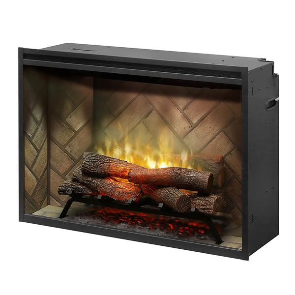 """Dimplex Revillusion 36"""" Built-In Electric Fireplace image number 0"""