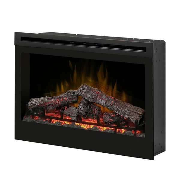 """Dimplex Self-Trimming Plug-In Electric Fireplace - 33"""" image number 0"""