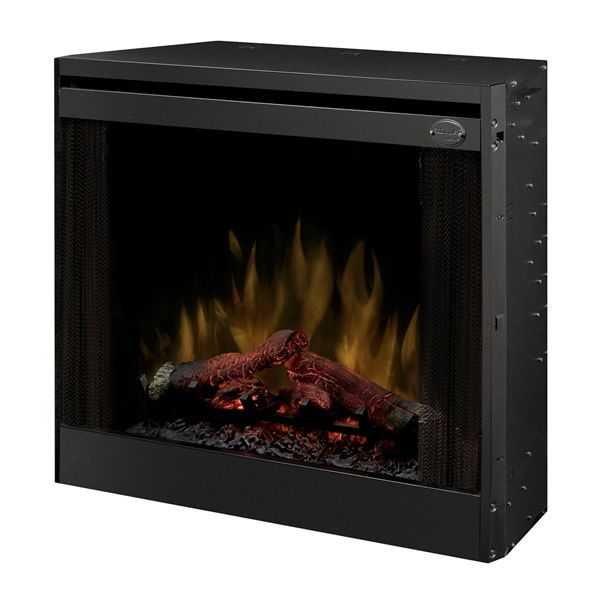 Dimplex Slim Line Built-In Electric Fireplace image number 0