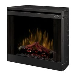 Dimplex Slim Line Built-In Electric Fireplace