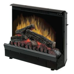 "Dimplex Standard 23"" Electric Fireplace Insert"