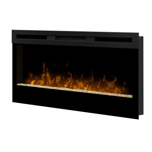Dimplex Wickson Wall Mount Electric Fireplace image number 0