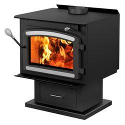 Drolet Classic High Efficiency EPA Wood Stove with Blower