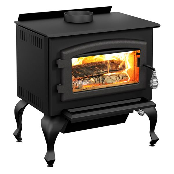 Drolet Columbia Wood Stove image number 1