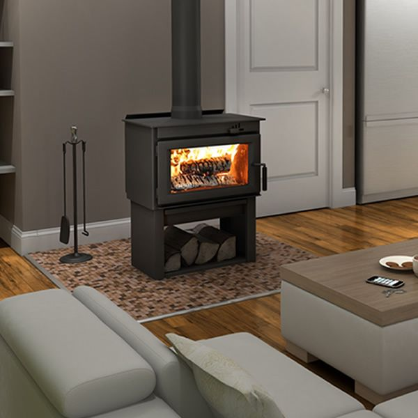 Drolet Deco Wood Stove image number 2