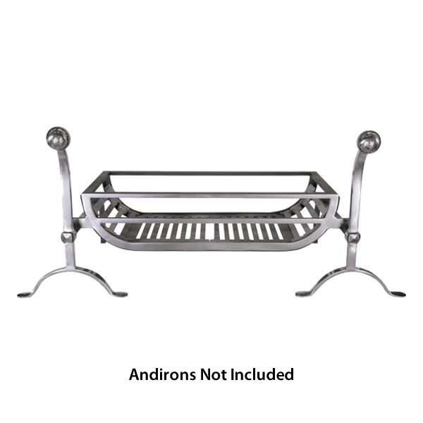 "Ducknest Fire Basket For Andirons - 18"" image number 1"