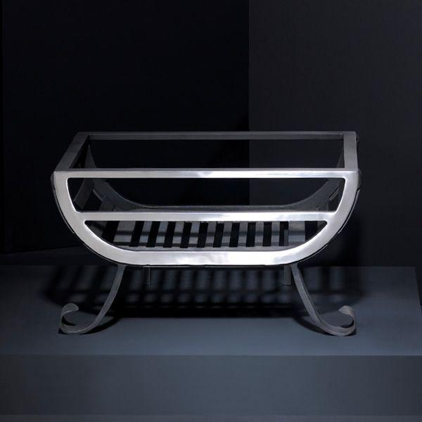 """Ducknest Freestanding Fire Basket - 18"""" image number 2"""