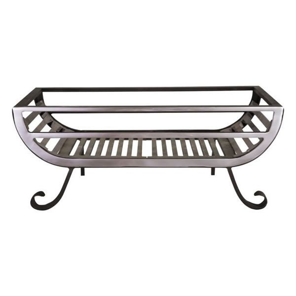 "Ducknest Freestanding Fire Basket - 22"" image number 1"