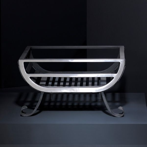 "Ducknest Freestanding Fire Basket - 22"" image number 2"